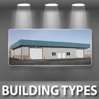See Steel Building Types
