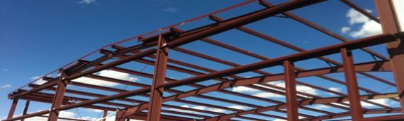 Metal Building Suppliers Feeling Changes in Steel Prices