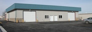 Metal Buildings by Anthem Steel